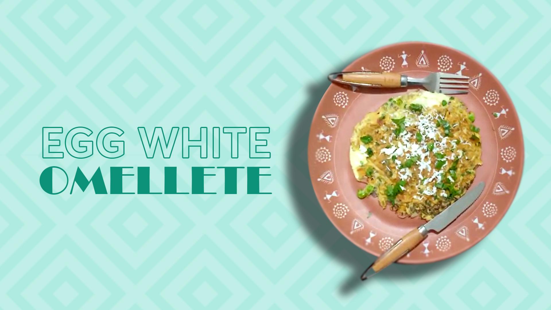 Egg White Omlete