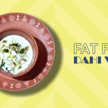 FAT-FREE DAHI VADA