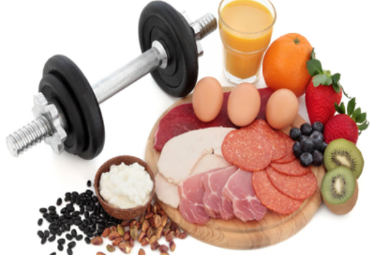 Rx Muscle Building Diet Plan