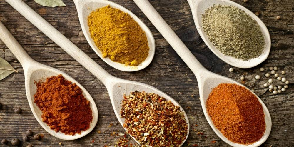 Kitchen Spices for Good Health