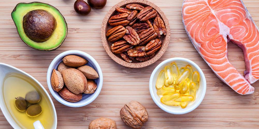 Omega 3 fatty Acids- Omega 6 fatty acids- Omega 9 fatty acids