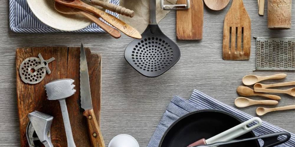 Different Types of Cooking Utensils in your Kitchen