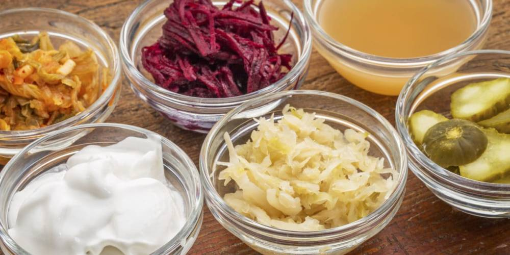 What are Indian fermented foods?