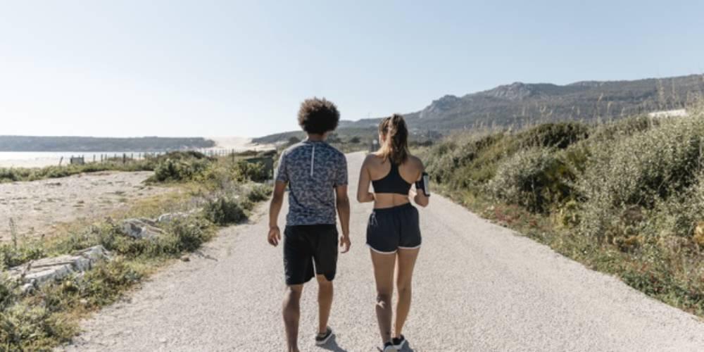 Advantages of Brisk Walking