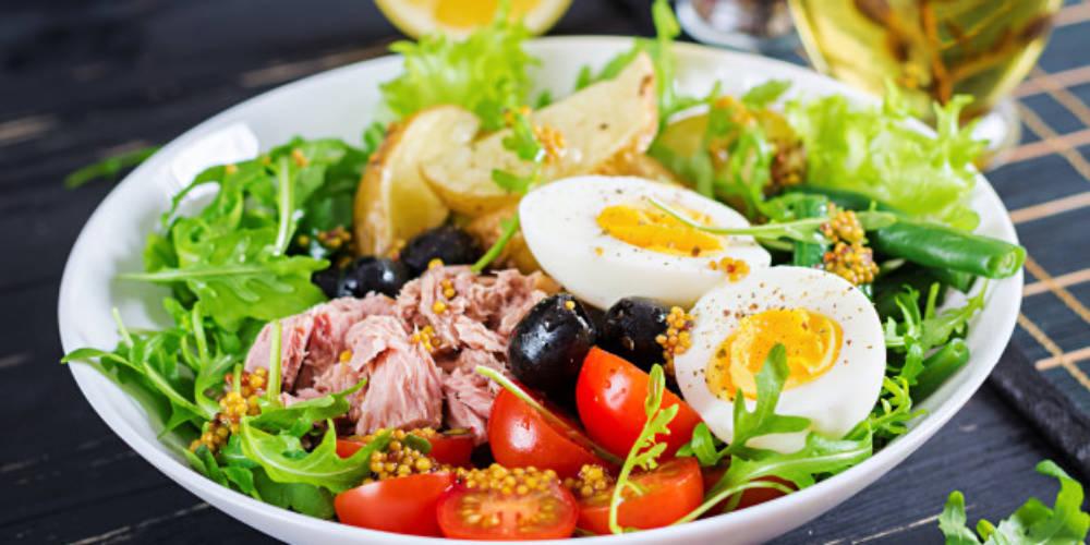 Egg – Fish – Chicken – Mutton
