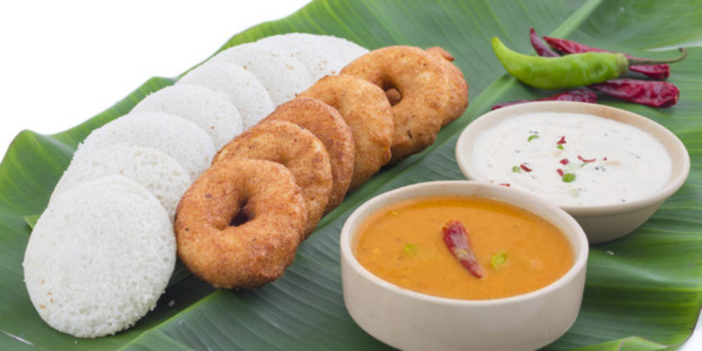 Popular South Indian Foods