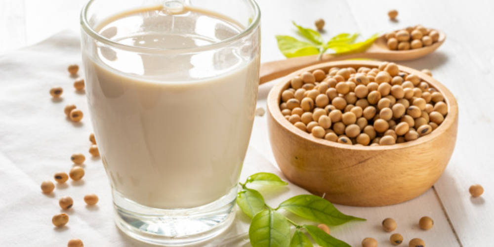 Why Soy Milk is Good?