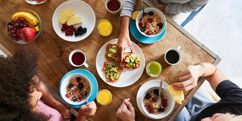 Healthy Meal Is Impotant For Your Kid's Health