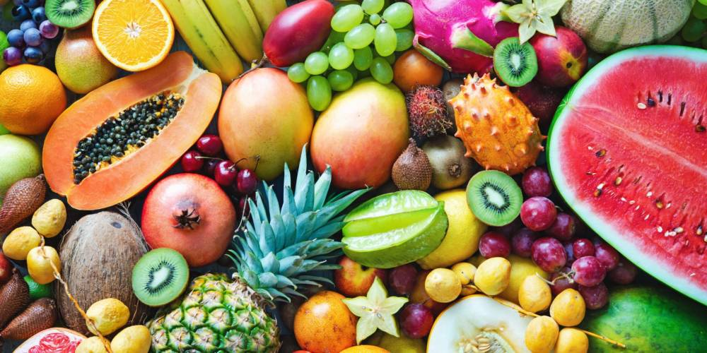 Different types of fruits in India