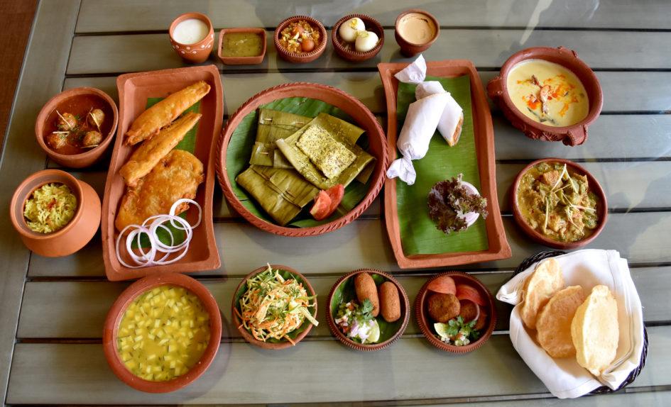 Popular Bengali Food