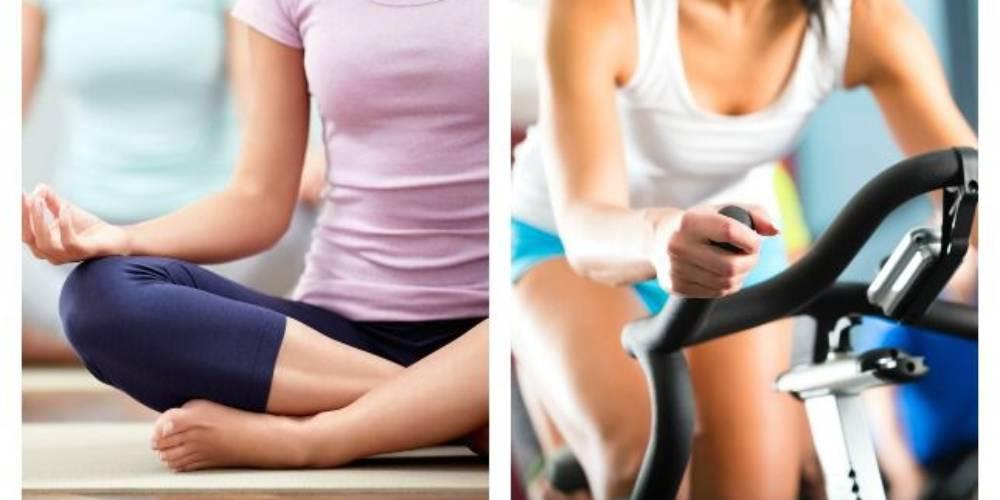 Yoga v/s Gym